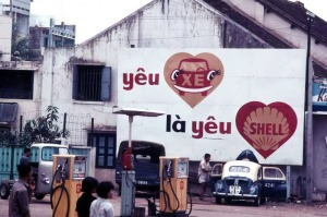 Yêu xe là yêu Shell - Nghệ Thuật Viết Quảng Cáo