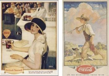 Mẩu quảng cáo của Norman Rockwell - Nghệ Thuật Viết Quảng Cáo