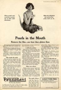 Quảng cáo kem đánh răng P/S (Pepsodent) - Nghệ Thuật Viết Quảng Cáo