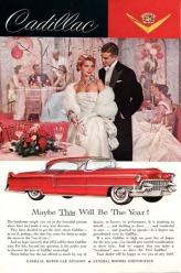 Quảng cáo ô-tô Cadillac 1955 - Nghệ Thuật Viết Quảng Cáo - ThS. Phan Nguyễn Khánh Đan