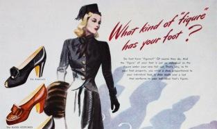 Quảng cáo giày Red Cross 1940s - Nghệ Thuật Viết Quảng Cáo - ThS. Phan Nguyễn Khánh Đan