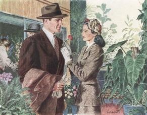 Quảng cáo mũ Stetson năm 1946 - Nghệ Thuật Viết Quảng Cáo