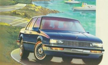 Quảng cáo ô-tô Buick LeSabre năm 1988 - blog Nghệ Thuật Viết Quảng Cáo