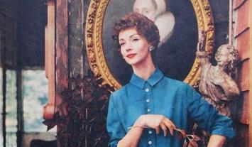Quảng cáo thời trang - Lord & Taylor, Tycora (1958) - blog Nghệ Thuật Viết Quảng Cáo