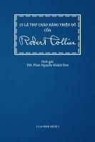 """Sách """"15 LÁ THƯ CHÀO HÀNG TRIỆU ĐÔ của ROBERT COLLIER"""", dịch giả ThS. Phan Nguyễn Khánh Đan"""