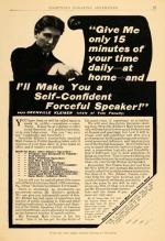 Những mẩu quảng cáo của Grenville Kleiser -- blog Nghệ Thuật Viết Quảng Cáo -- ThS. Phan Nguyễn Khánh Đan