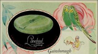 Case study quảng cáo mỹ phẩm Gainsborough 1926 -- ThS. Phan Nguyễn Khánh Đan -- blog Nghệ Thuật Viết Quảng Cáo