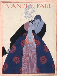 Bìa tạp chí Vanity Fair năm 1919 -- Phong cách Art Deco -- sưu tầm bởi Nghệ Thuật Viết Quảng Cáo