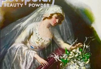 Quảng cáo mỹ phẩm Pompeian 1920 -- sưu tầm bởi Nghệ Thuật Viết Quảng Cáo
